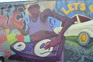 113 The Bounce Mural