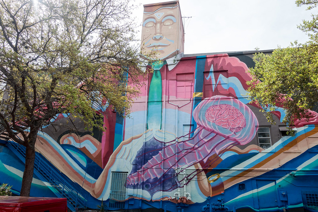 Street Art - St Petes 28