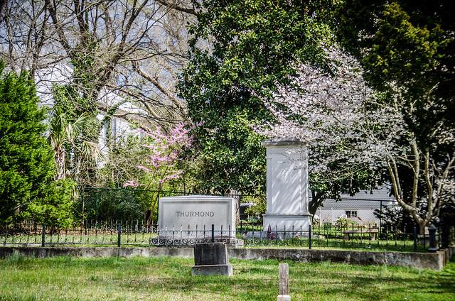 Strom Thurmond Grave