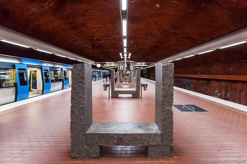 Metro de Estocolmo-90