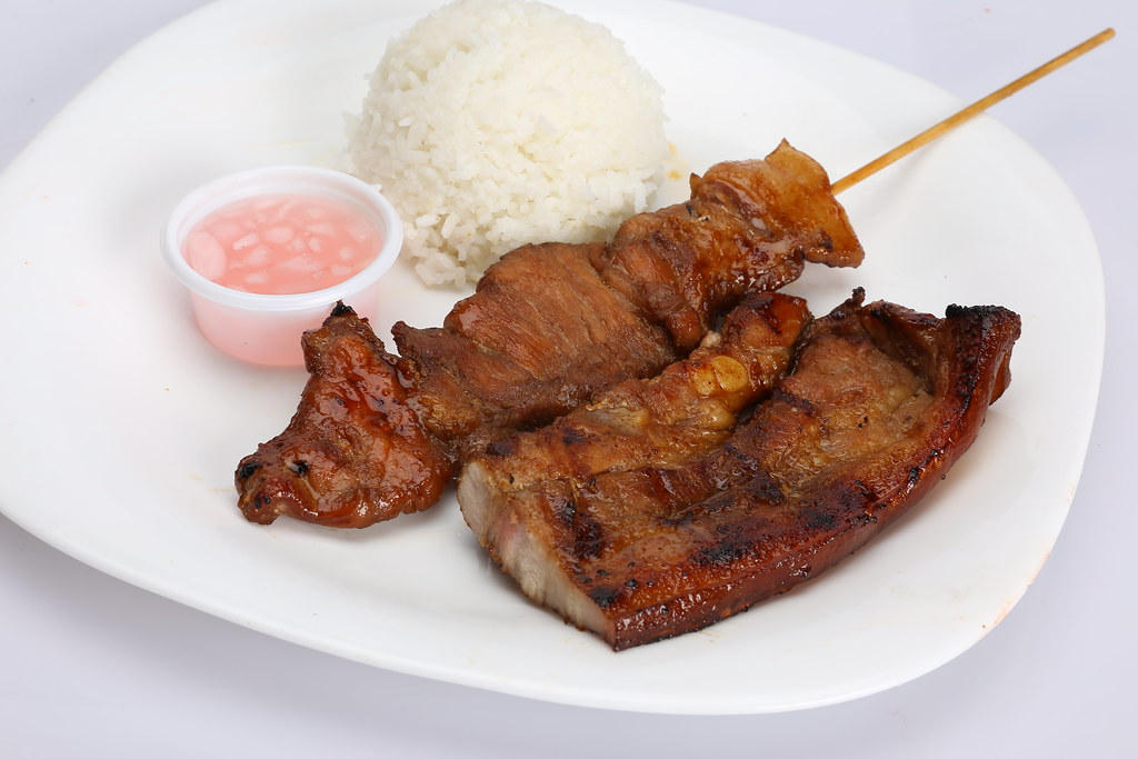 Cuisiners' pork Liempo and BBQ