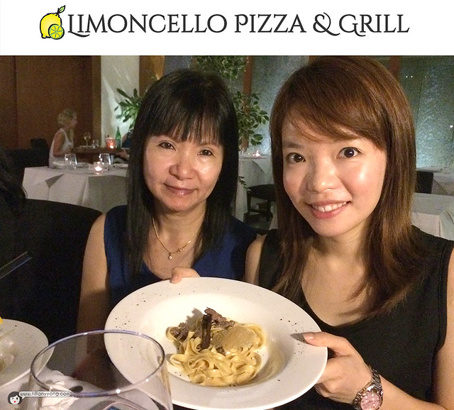 Limoncello Tiffany and Mummy