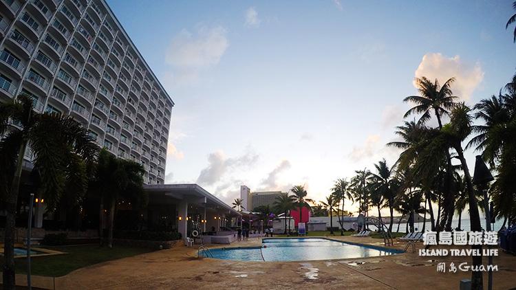 21悅泰飯店Guam