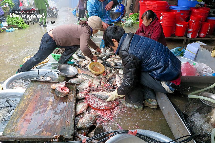 2015.04.19  越南情願一直玩  踏入北越少數民族村Sapa沙壩的九景有法子 之 市集篇 17.jpg