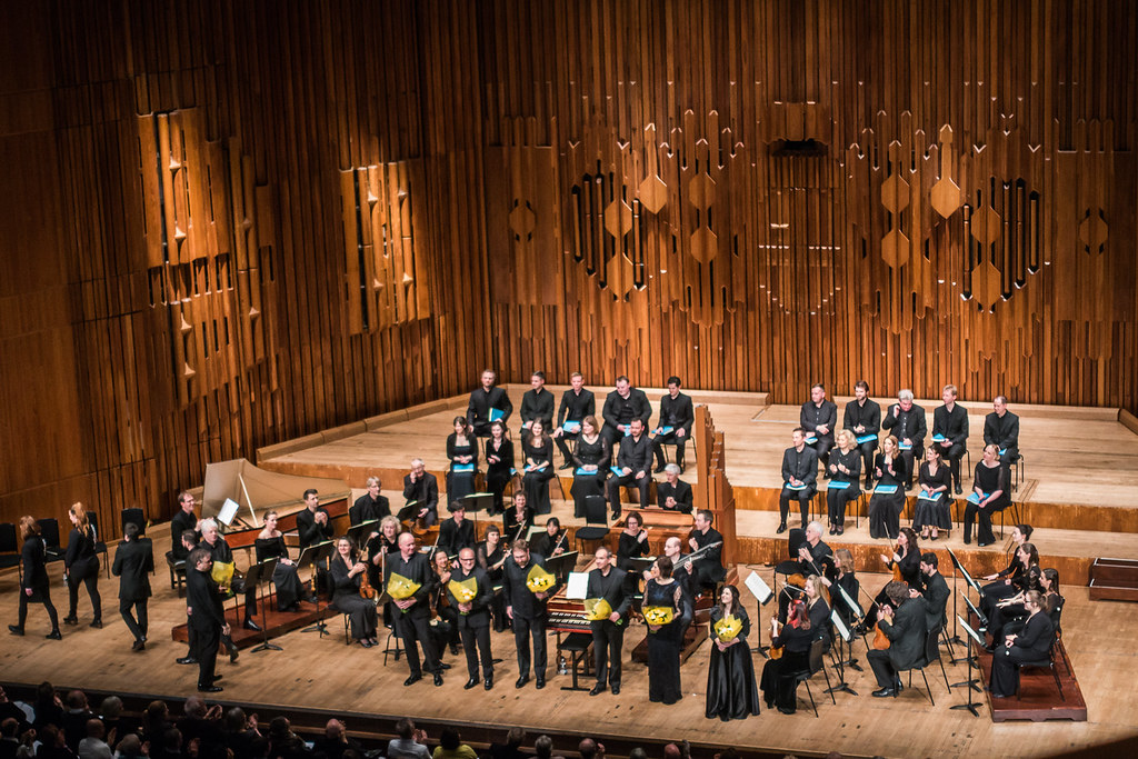 Bach's St Matthews Passion at the Barbican