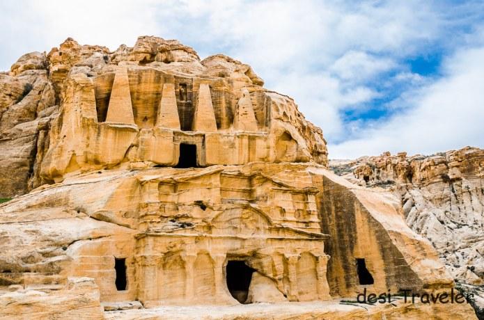 Egyptian Obelisk  Petra
