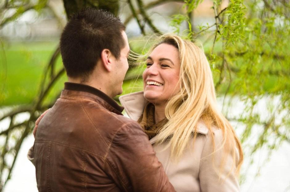 Theo & Mindy in het thalen park te drachten door jeffrey wakanno