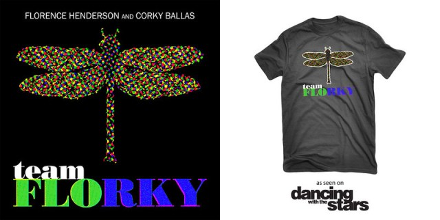 DANCING WITH THE STARS T-Shirt Design
