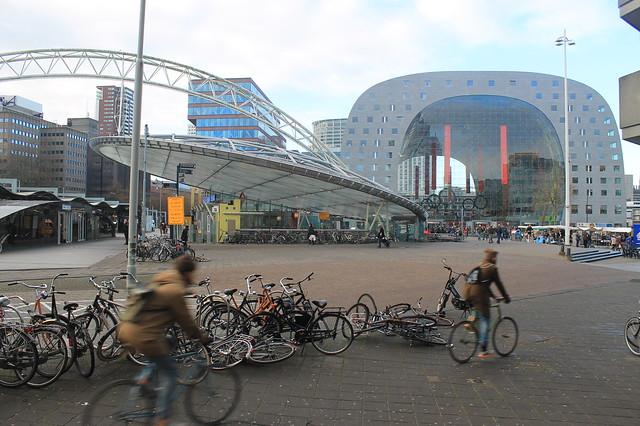 Markthal, Róterdam