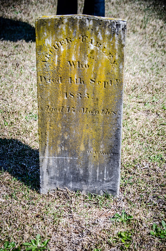 Laurens Cemetery Tour-30