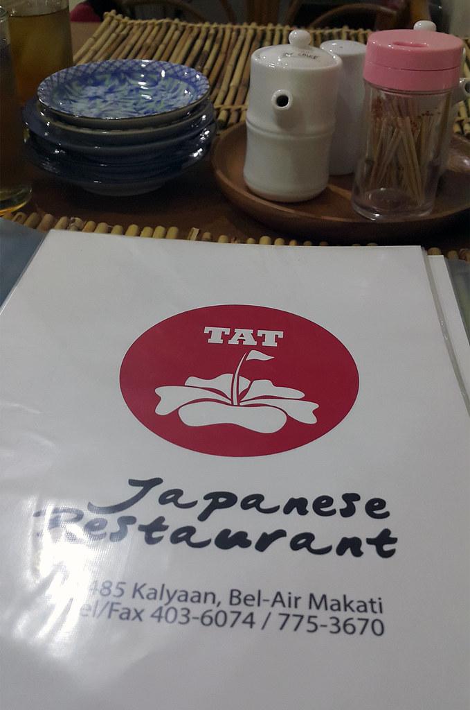 TAT Japanese Restaurant 20150314_210006