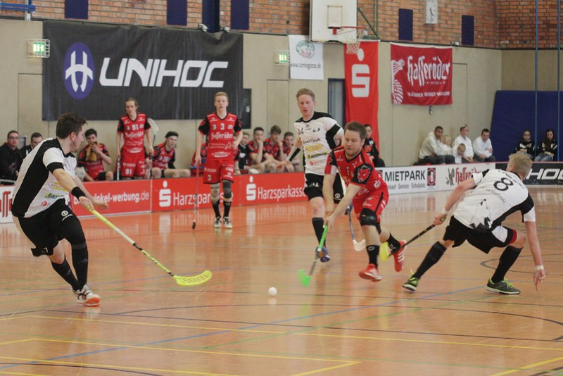 Playoff Halbfinale: Red Devils vs. TV Lilienthal