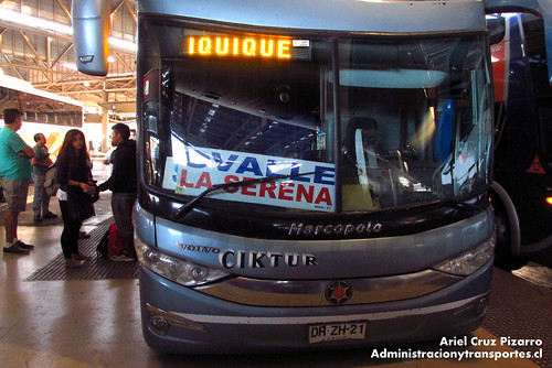 Ciktur - Terminal San Borja - Marcopolo Paradiso 1800 DD G7 / Volvo (DRZH21)