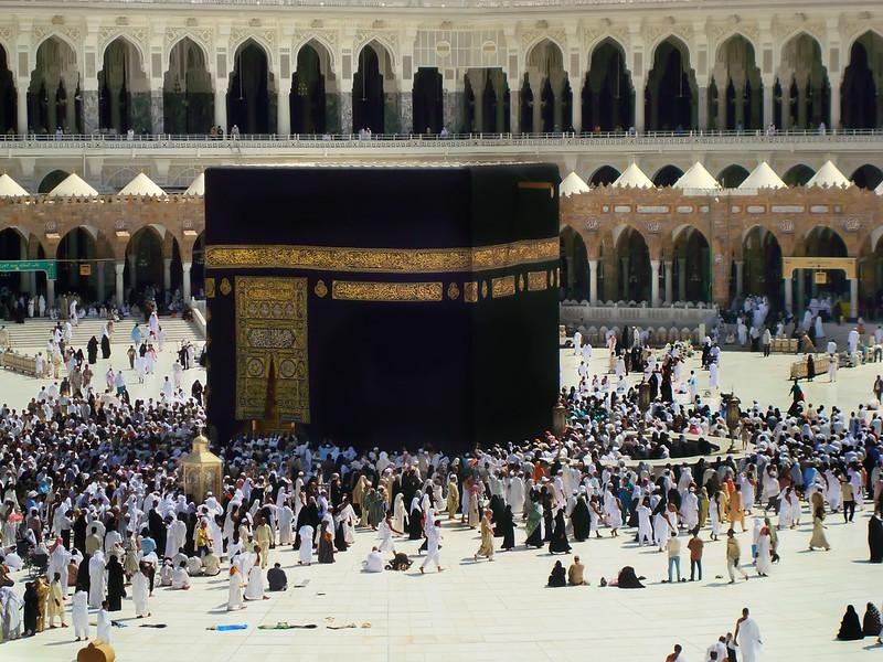 Kaaba_-Mecca_-Saudi_Arabia-1Aug2008 - Islamic Art