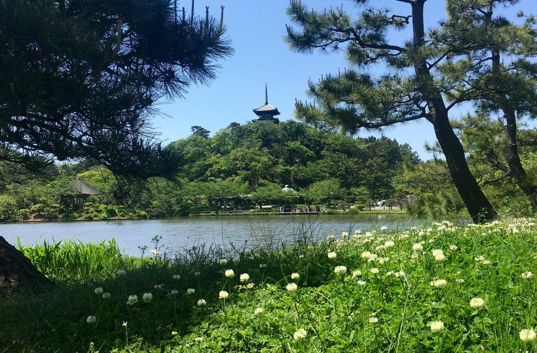 Sankeien Gardens - Kanagawa