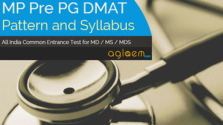 Pre PG DMAT Exam Pattern and Syllabus