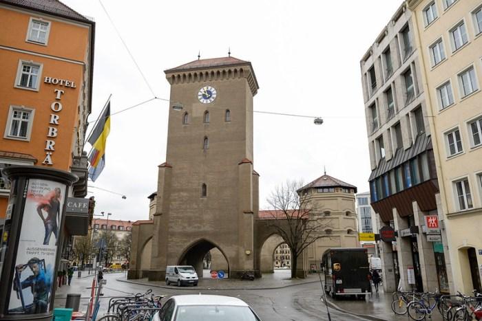 Isartor 城門