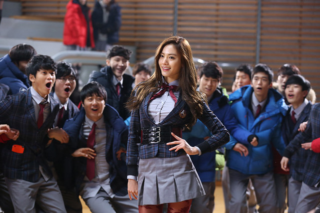 fashion king stills
