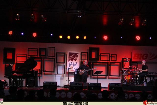 Java Jazz Festival 2015 Day 2 - Jon Regen