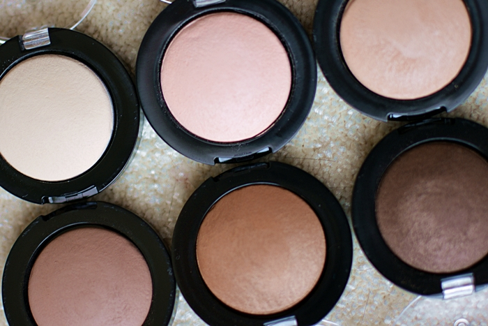 {essence} I ♥ NUDE eyeshadows 02
