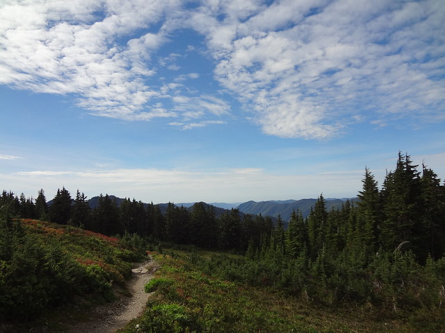 High Divide Trail