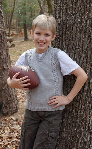 Playbook Sweater Vest