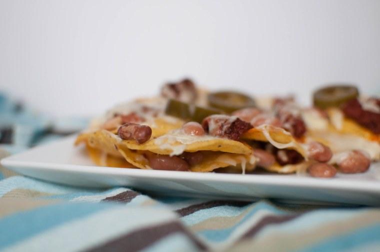 Chorizo Nachos 6