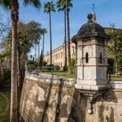 Seville Jan 2016 (12) 318- Former tobacco factory that is now an incredible university building  - Universidad de Sevilla