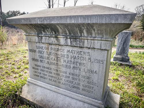 Matthews Cemetery-003