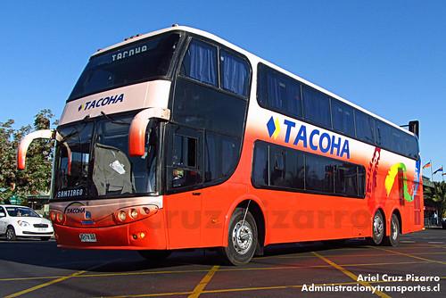 Tacoha - Santiago - Niccolo Concept 2250 / Mercedes Benz (XD7833)