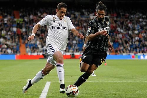 Real Madrid no quiere pagar al ManU 25 mde por Chicharito