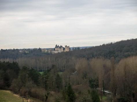 Le ch?¢teau de Chabenet. Castle near Pont-Chr?©tien-Chabenet (Indre)