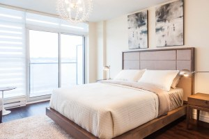 Interior for Harbour Front Condos