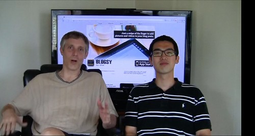 Blogsy guys