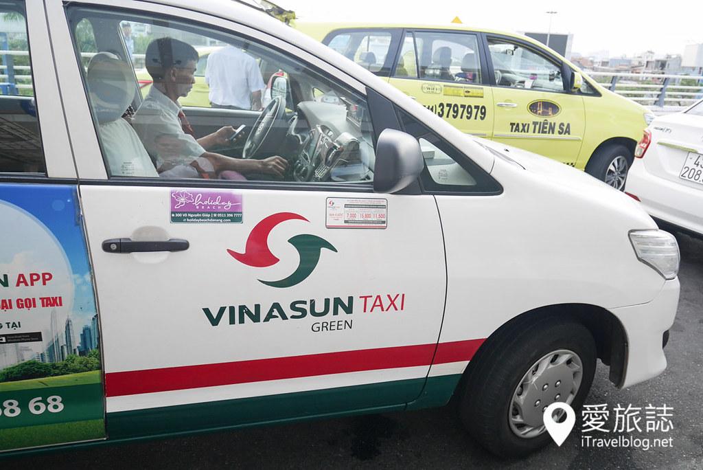 岘港出租车搭乘体验 (3)
