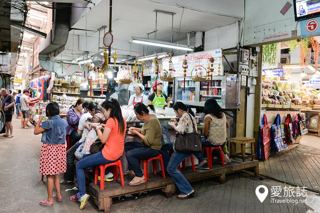 清迈市集 龙眼市场 Ton Lam Yai Market 10