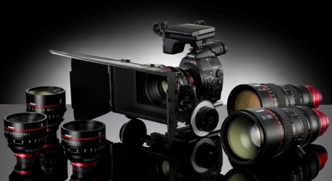 Canon-C300c