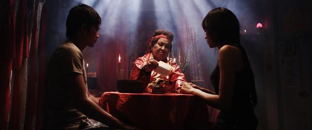 conjuring spirit Vietnam show