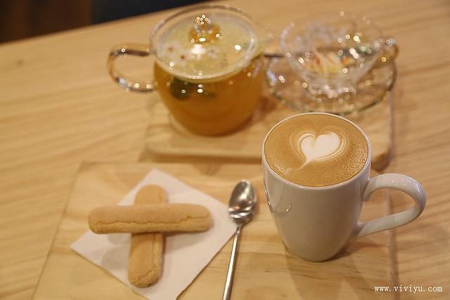 引號咖啡,桃園,美食,義大利麵,龜山 @VIVIYU小世界