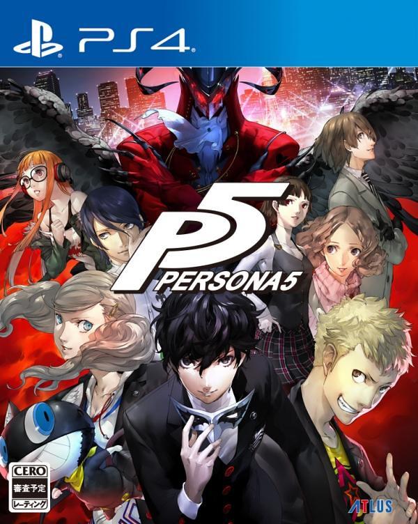 Persona-5-PS4