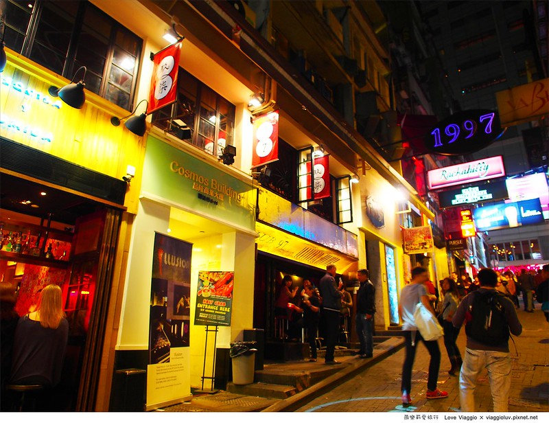 夜景,太平山夜景,太平山纜車,維多利亞港夜景,香港景點 @薇樂莉 Love Viaggio | 旅行.生活.攝影