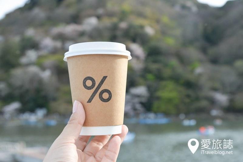 岚山樱花 % Arabica 咖啡店 25