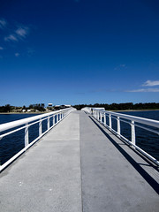 Lakes Entrance bridge