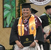 """A Hawaii Community College graduate receiving here diploma during the commencement ceremony in Hilo on May 13, 2016.  View more photos:  Hawaii CC in Hilo Commencement Flickr albums <a href=""""https://www.flickr.com/photos/53092216@N07/albums/72157668574343065"""">www.flickr.com/photos/53092216@N07/albums/72157668574343065</a> <a href=""""https://flic.kr/s/aHskzYUgNL"""" rel=""""nofollow"""">flic.kr/s/aHskzYUgNL</a>  Hawaii CC–Palamanui Commencement Flickr Album <a href=""""https://www.flickr.com/photos/53092216@N07/albums/72157668170978492"""">www.flickr.com/photos/53092216@N07/albums/72157668170978492</a>"""