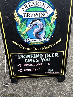 20160504 - Fremont Brewery Sign