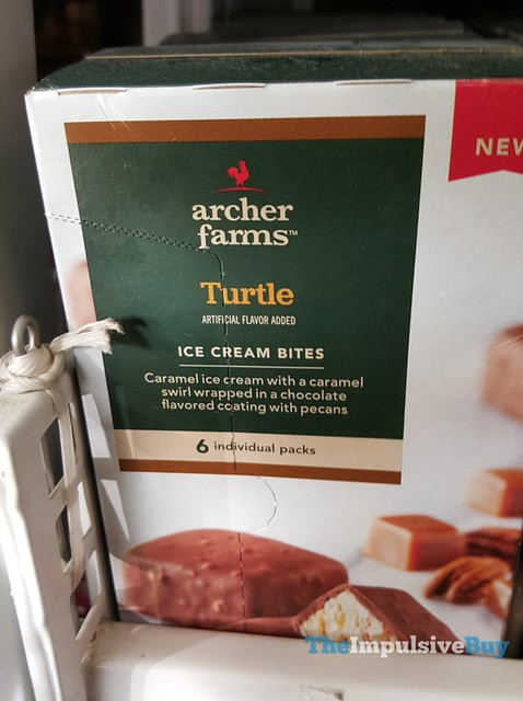 Archer Farms Turtle Ice Cream Bites