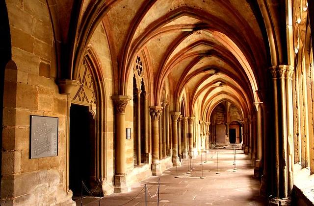 monasterio de Maulbronn