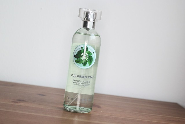 The Body Shop teeseremonia