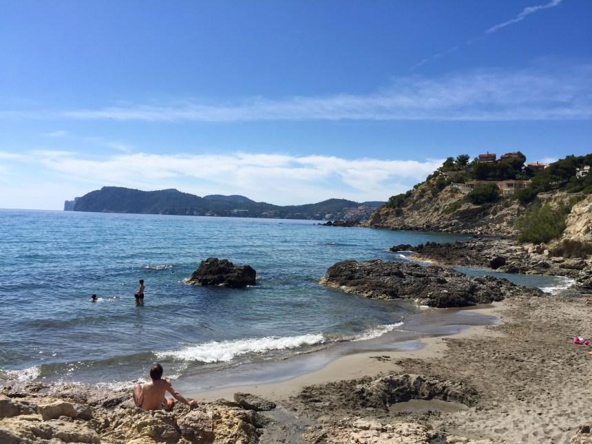 Playa Monte de Oro ( Calvià)