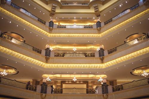 Emirates Palace Hotel, Abu Dhabi - Lobby II.